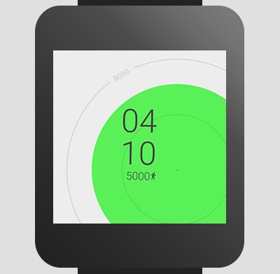 【精品译文推荐】Android 手表设计规范